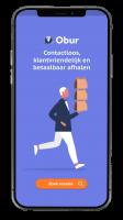 Obur app home iphone